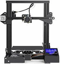 3D-Drucker-Set mit Wechsel Bauen Oberfläche