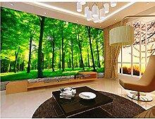 3D-Effekt Tapete Wohnzimmer Schlafzimmer Innen