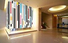 3D Farbe Vertikale Leiste 106 Tapeten Drucken