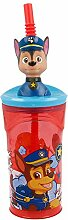 3D Figur Becher Paw Patrol rot Kinder Trinkbecher