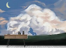 3D Fototapete 3D Effekt Tapeten 430cmX300cm Tapete