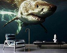 3D Fototapete 3D Effekt Unterwasserweltozean Des