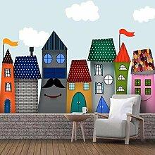 3D Fototapete Für Kinderzimmer Kindergarten