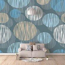 3D Fototapete Künstlerische Geometrie Wandbilder