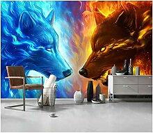 3D Fototapete Moderne Wanddeko Wandbilder Wasser
