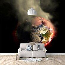 3D Fototapete Planet Vlies Wandtapete Moderne