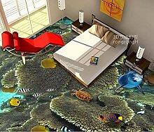 3D Fototapete Unterwasserwelt Tropischen Fischen