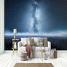 3d Fototapete Vlies Schöner Sternenhimmel
