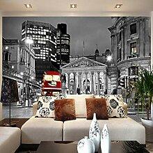 3D Fototapete Wandbild Stadtarchitektur Moderne