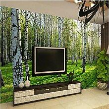 3D Fototapete Wandbild Woods Moderne Wanddeko