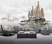 3D Fototapete Wandbilder Insellandschaft Vlies