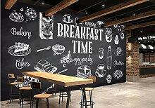 3D Fototapete Wandbilder Kaffeesaft Vlies Tapete