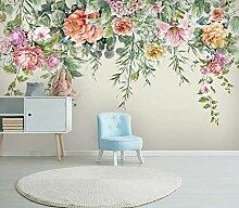 3D Fototapete Wandbilder Rebe Blume Vlies Tapete