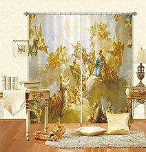 3D-Fotovorhang, religiöses Gemälde, 788