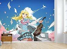 3D Fox Spirit Matchmaker 56 Japan Anime Tapeten