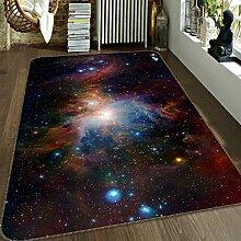 3D Gefärbt Sterne Himmel
