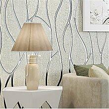 3D-geprägte Vlies Tapete modernen minimalistischen TV Hintergrund wand Wohnzimmer Tapete,A