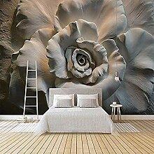 3D geprägtes Papier Lotus Hintergrund