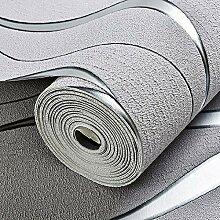 3d gestreifte tapete for wände rolle wohnzimmer