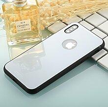3D Glas-Telefon-Kasten, For IPhone X 0.8mm
