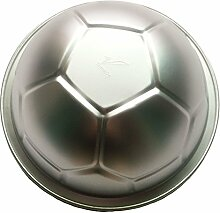3D groß Fußball Backform Metall-Pfanne