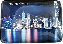 3D Hong Kong Kühlschrank Kühlschrankmagnet