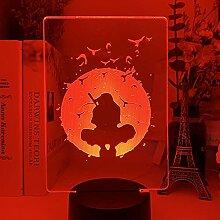 3D Illusion Lampe Tisch Stimmung Nachtlicht Acryl
