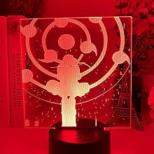 3D Illusion Lampe Tisch Stimmung Nachtlicht