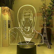 3D Illusion Lampe Tisch Stimmung Nachtlicht Netter