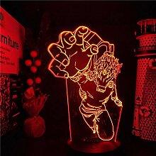 3D Illusionslampe Anime Boku kein Held Academia