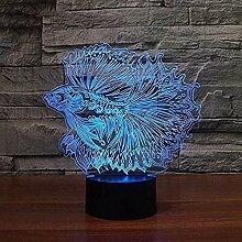 3D-Illusionslampe Home Decorinnovative