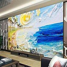 3D Kinderzimmer Wandbild Tapete Für Sofa Tv