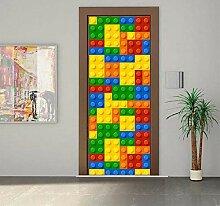 3D Kreative Tür Aufkleber Für Kinderzimmer