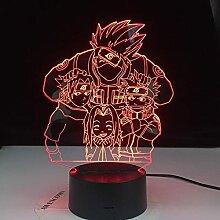 3D Lampe Anime HUNTER X HUNTER Gon und Killua