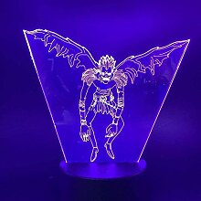 3D-Lampe Figutto Figma Anime Death Note Charakter