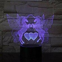 3D-Lampe Geschenk für Kinder für Raumdekoration