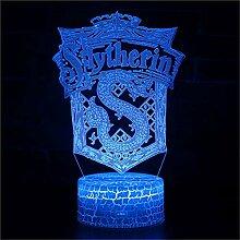 3D Lampe LED USB 3D Nachtlicht Weihnachtsgeschenk