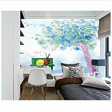 3D Landschaft Tapeten Baum Tapeten Traum