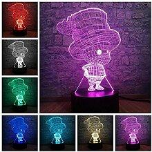 3D LED Licht Weihnachtsgeschenke Gaming Lights 3D