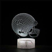 3D LED Nachtlicht New York Giant F Tisch