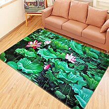 3D Lotus Lotusblatt Grün