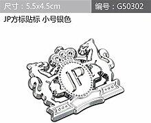 3D-Metall-Auto-Aufkleber Auto Emblem Grille Badge