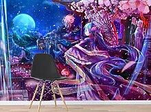 3D Miku Hatsune 273 Japan Anime Tapeten Drucken
