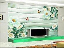 3D moderne Wandtapete für Schlafzimmer Tapete 3D