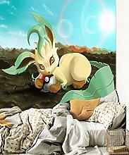 3D Murals for Pokemon Pikachu 225 Japan Anime