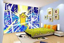 3D Murals for Pokemon Pikachu Süß 256 Japan