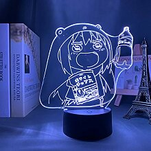 3D Nacht Lampe Anime Illusion Lampe Acryl 3D Lampe