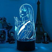 3D Nacht Lampe Illusion Lampe Osterdeko Nette