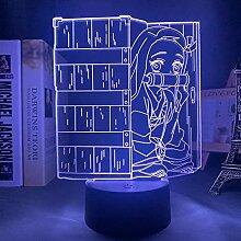 3D Nacht Lampe Illusion LampeAcryl Led Nachtlampe