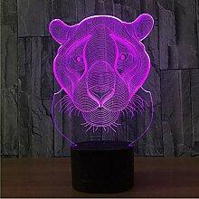 3D Nacht Lampe Indoor Cute Usb Nachtlicht